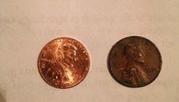 Image result for two pennies