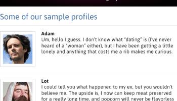 Philosophy dating website
