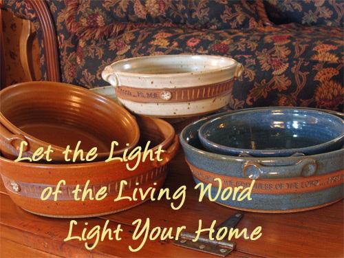 Scripture Pottery