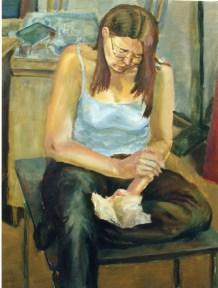 Ceslee (60x90cm) 1997
