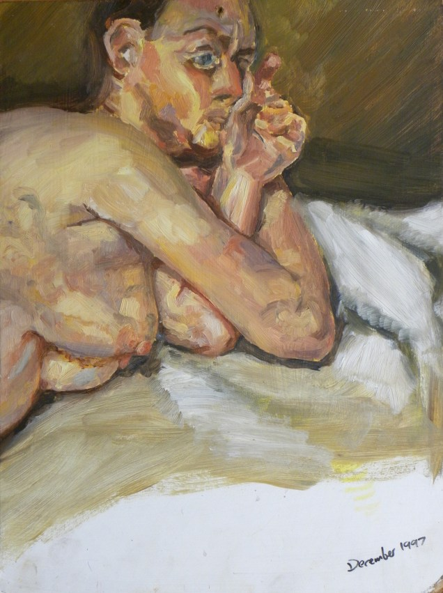 Freud Oil Study