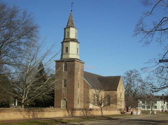 Bruton Church Williamsburg 768x574