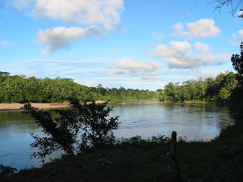 Rio Curaray 2007