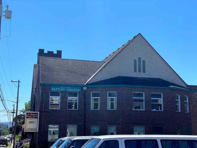 Ballard Baptist Church, Seattle, WA