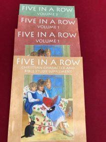 Belinda Golden, belindajgolden@sbcglobal.net, Five In a Row books