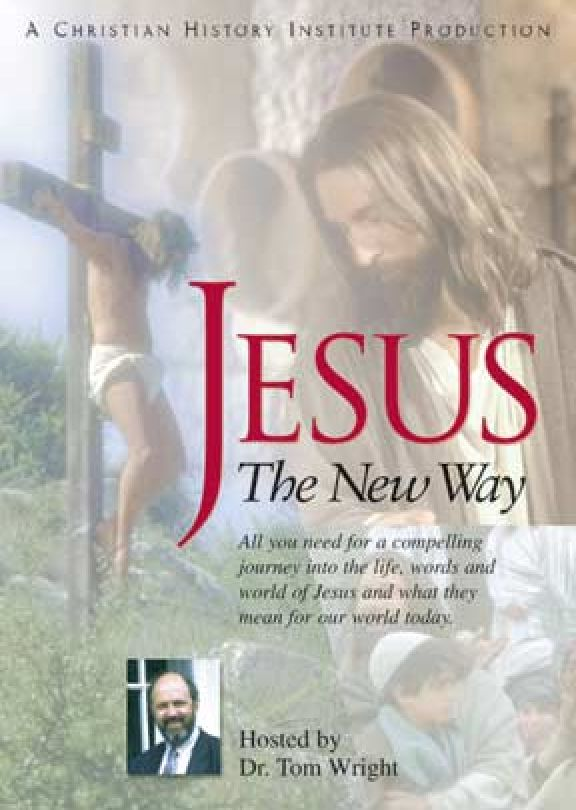 jesus the new way