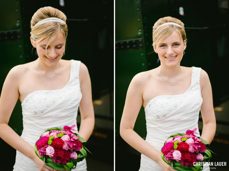 Hochzeit am Bahnhof Losheim mit Yvonne  Oliver
