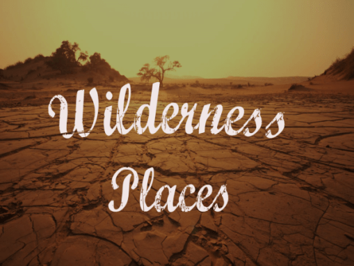 Wilderness Places