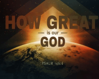 chris tomlin how great is our God