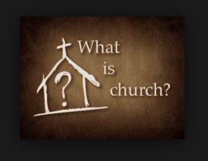 what is church