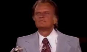 Billy Graham on Hapiness