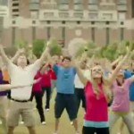 Easter Flash Mob! 2000 Christians! Inspirational Videos GodTube