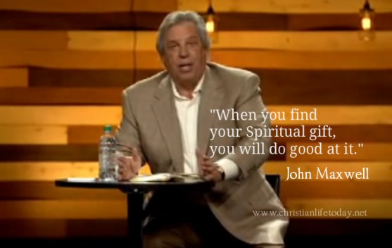 John Maxwell  Speaks on Finding Your Purpose