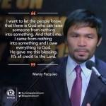 Manny pacquiao testimony