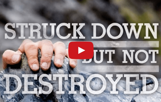 Struck Down But Not Destroyed
