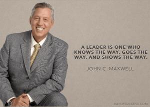 John Maxwell quote