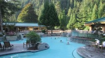 Spending Weekend In Harrison Hot Springs
