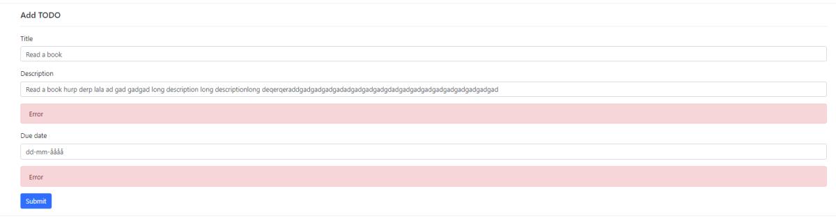 Angular custom validators + trick for flexible custom validator