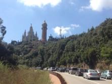 Mount Tibidabo, Barcelona, Spain
