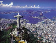 Jesus the Redeemer, Rio de Janeiro, Brazil