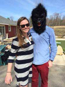 Went to NH for Easter