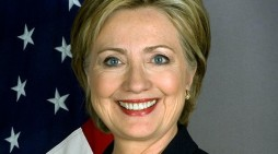 Hillary Clinton pd