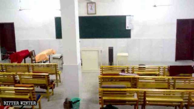 Shutdown of Jiangxi Province's House Churches in Full Swing