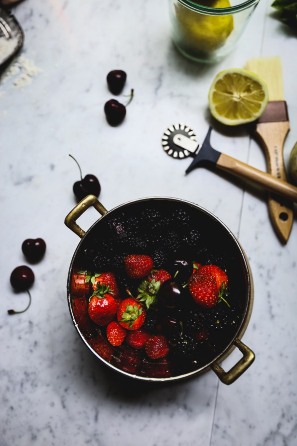Triple Berry Pie | Photography & Styling by Christiann Koepke of Christiannkoepke.com_-3