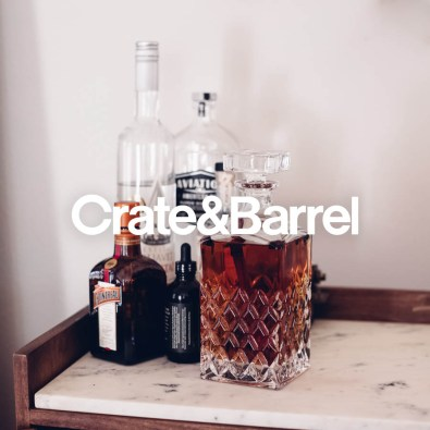 Crate & Barrel – Storytelling Meets Design: How to Make a Space Your Own | August 2017