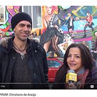 Christiano De Araujo - Toronto Mural Painter and Portrait Painter