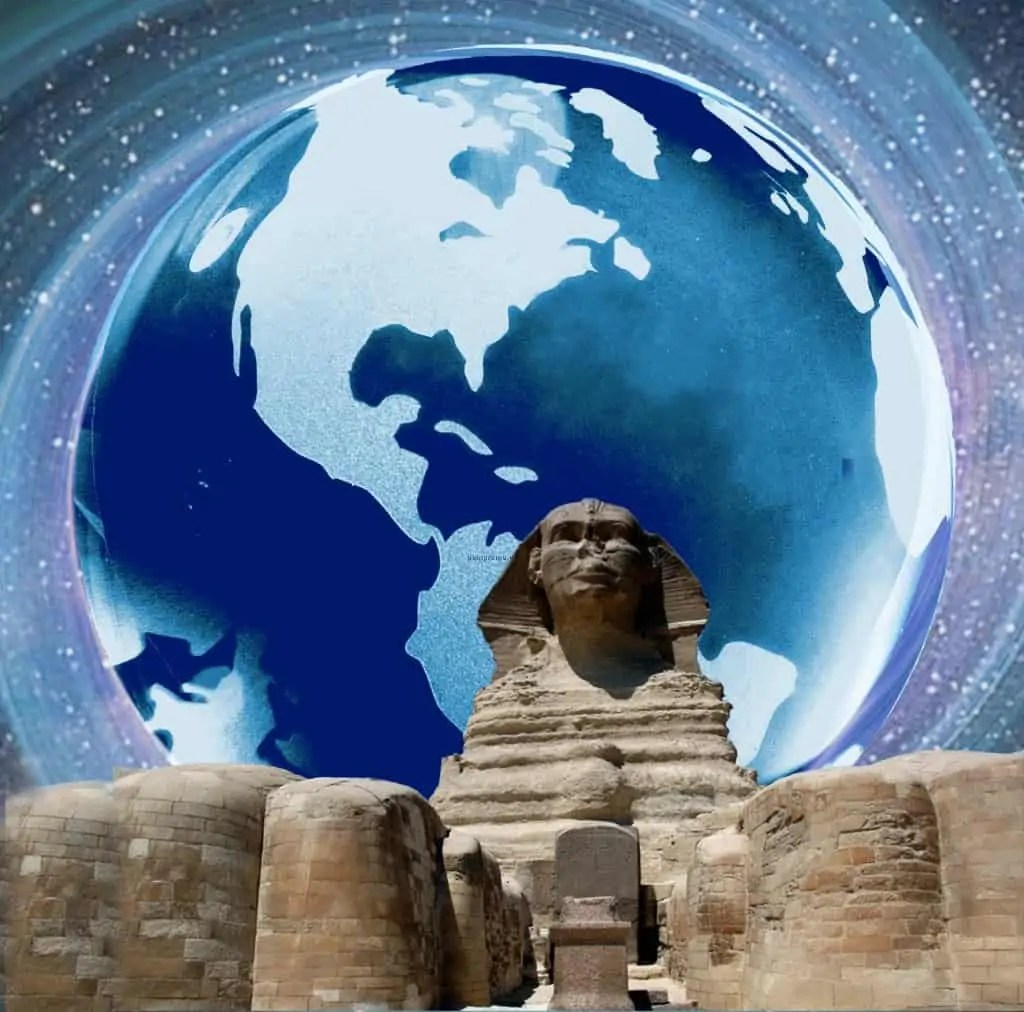 Geoengineering Ubiquity Discontinuity And Sphinx Like Riddles