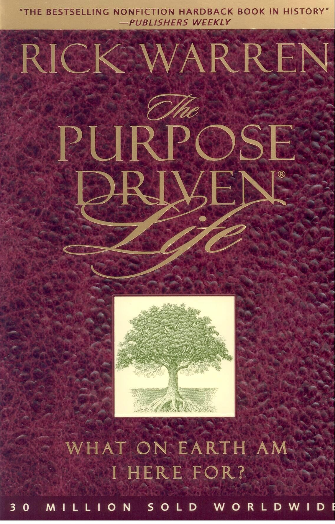 Purpose Driven Life Christianong Pinoy