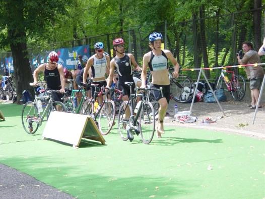 2. Triathlon Bundesliga Grimma