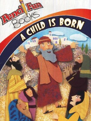 10 Jesus is Born Pencil Christmas activity books