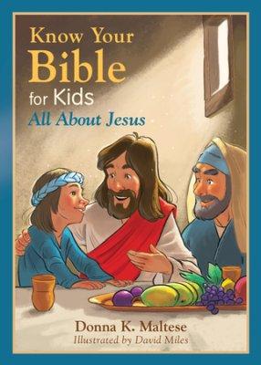 Jesus Bible study e-book kids