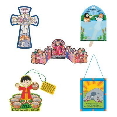 Christian New Testament craft kits
