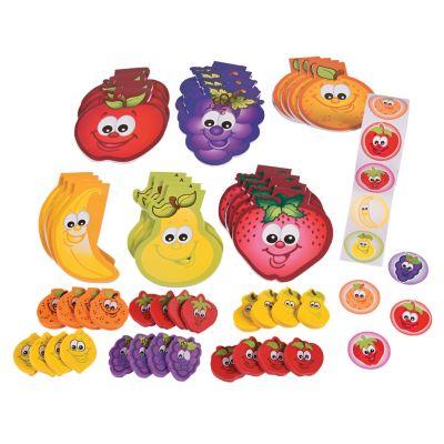 Sunday school Fruit spirit themed stationery prizes
