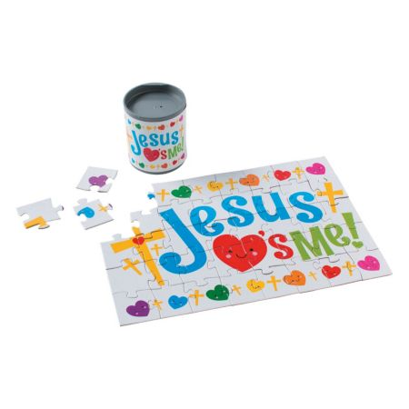 Sunday school Valentine puzzles prizes