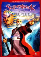 Bible Cartoon Exodus Moses Egypt story