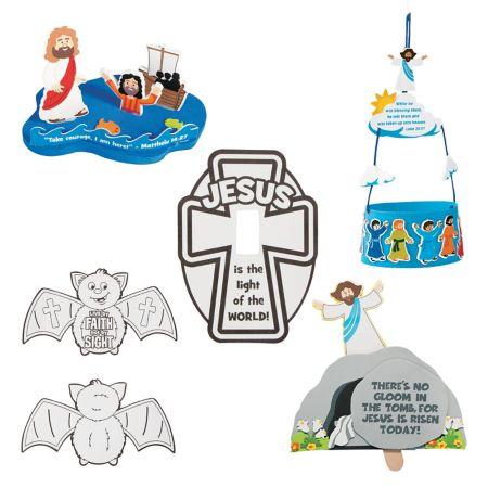 Vacation Bible school crafts bundle
