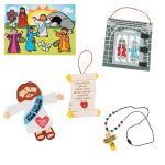 Noahs ark for Bible school craft supplies
