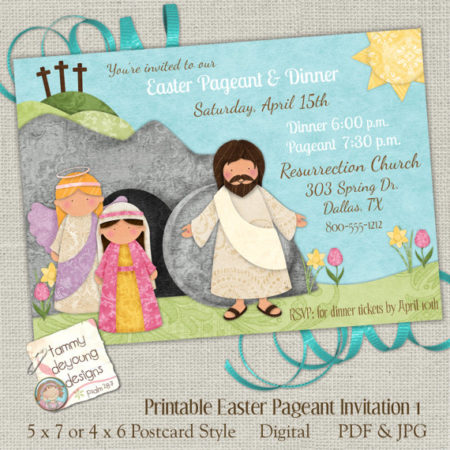 Christian Easter Party Ideas Christian Party Favors