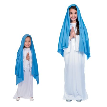 Christian Mary costumes kids