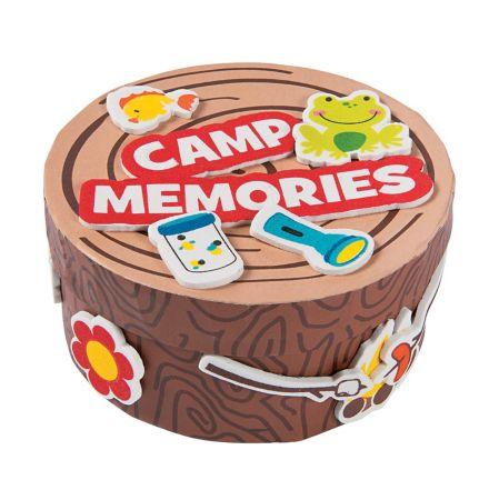 12 Camp prayer/memory box crafts