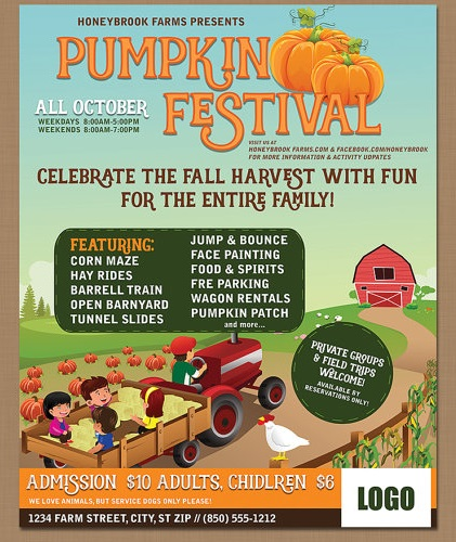 Church Fall Festival Ideas