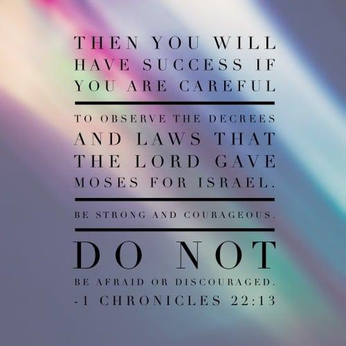 25 inspirational bible verses