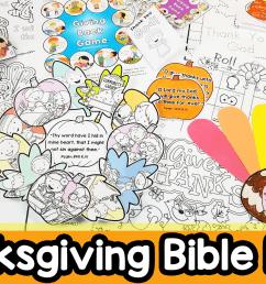 Thanksgiving Bible Printables \u0026 Crafts - Christian Preschool Printables [ 1200 x 2048 Pixel ]