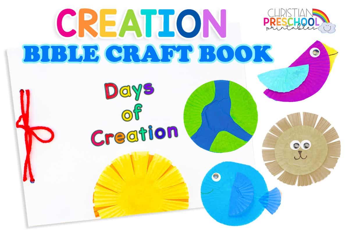 Creationminibookcraft 1
