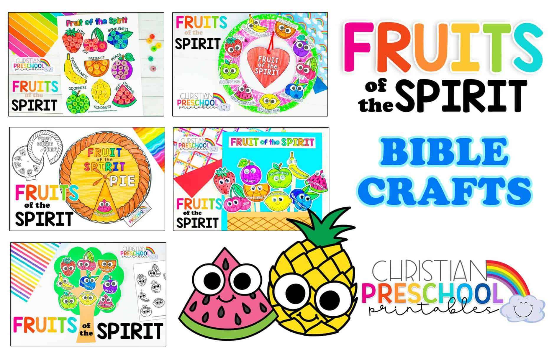 Fruitofthespiritcraft 2