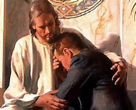 Jesus comforting1